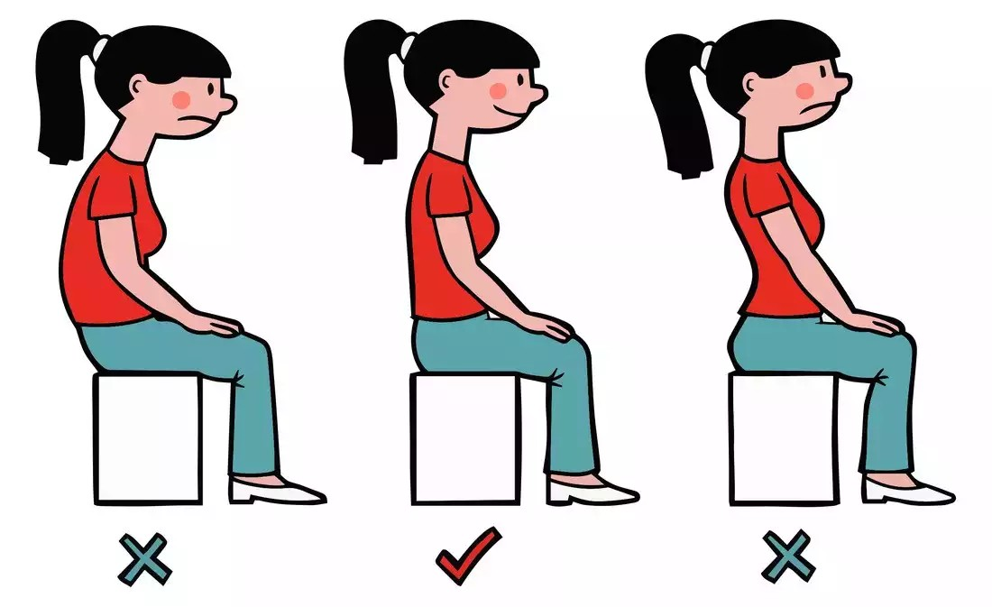 Are You Sitting And Standing Right Are You Sitting