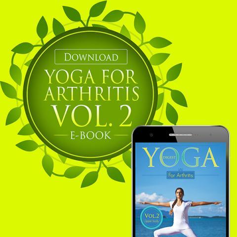 Yoga for Upper Body and arthritis