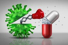 Antibiotic and antimicrobial resistant Bacteria