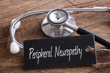 Stock pic of peripheral neuropathy
