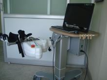 Robotic Hand therapy equipment for Stroke Patients