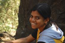 Rashmi Satam - Mountaineering with Epilepsy