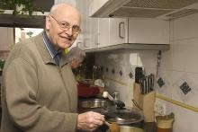 Cooking s a good brain exercise to prevent dementia