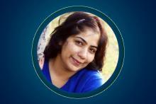 Image: Smriti Sawhney profile pic