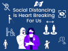 Social Distancing is Heart Breaking for persons with disability